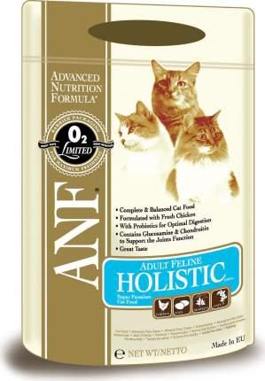 Сухой корм для кошек ANF Holistic Adult Feline, курица, 400г