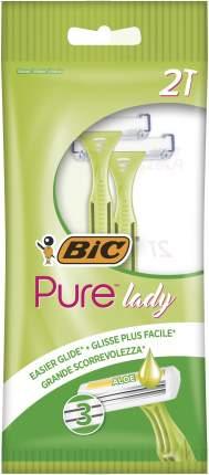 Станок для бритья BIC Pure Lady 2 шт