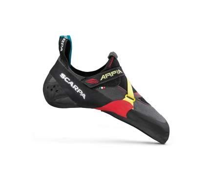 Скальные туфли Scarpa Arpia, black/red, 42.5 EU