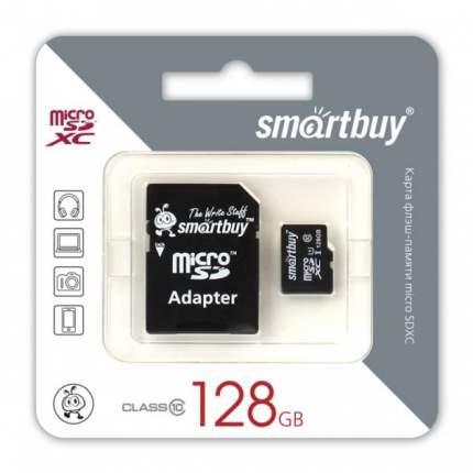 Карта памяти SmartBuy Micro SD 128GB