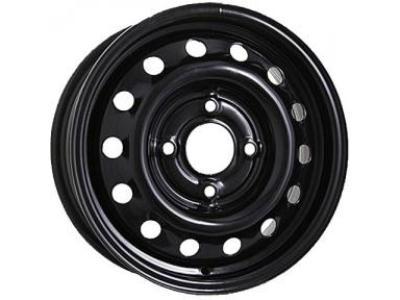 Колесные диски TREBL Ford 8325P 6,5\R16 5*108 ET50 d63,3 Black 9277245