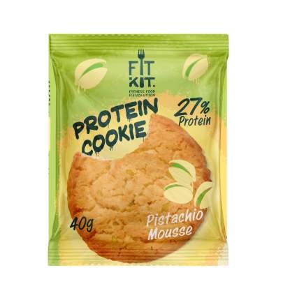 Fit Kit Protein Cookie 40 г Фисташковый мусс