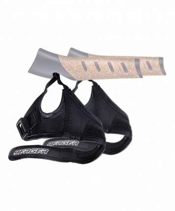 Комплект темляков для скандинавских палок Berger 2 шт. Berger-черный