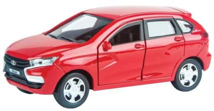 AUTOTIME Машинка Lada Xray. Гражданская, 1:36 68266W-RUS