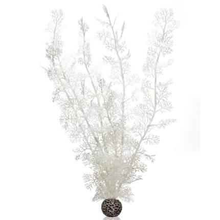 Искусственное растение для аквариума biOrb Белый морской веер, очень большой, 50см