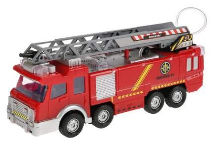Пожарная машина Играем вместе со светом и звуком