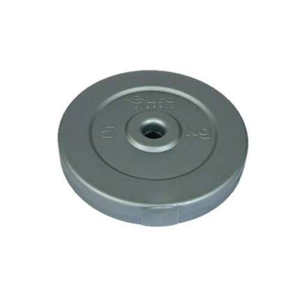 Диск для штанги Euroclassic 5 кг, 26 мм