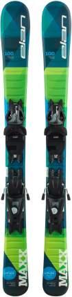 Горные лыжи Elan Maxx Qs 130-150 + El 7.5 Shift 2020, 130 см