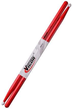 Барабанные палочки Vigor цветные Клён Vg-cs1