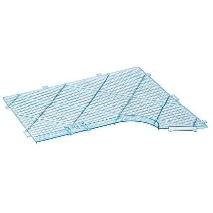 Верхняя полочка клетки для грызунов Ferplast Duna Fun, голубая