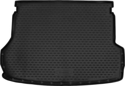Коврик в багажник Element для SUBARU Forester 2018->,  кросс, 1шт. (полиуретан)