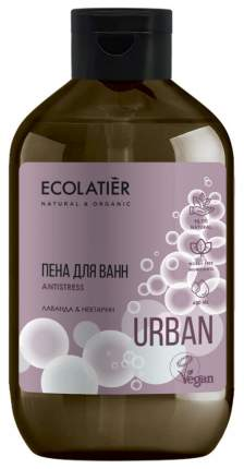 Пена для ванн Ecolatier Лаванда и нектарин 600 мл