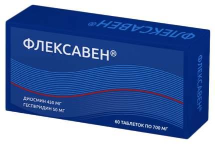 Флексавен таблетки 500 мг 60 шт.