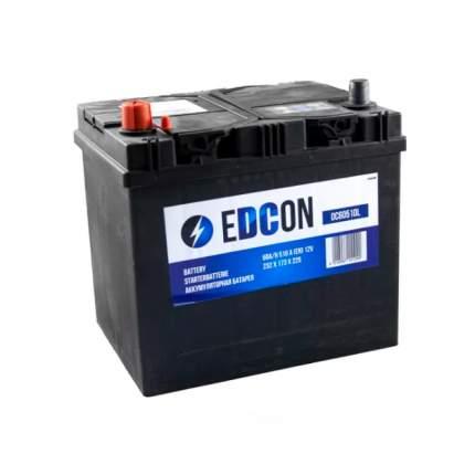 Dc60510l_аккумуляторная Батарея! 60ah 510a   Слева 232х173х225 B00 EDCON