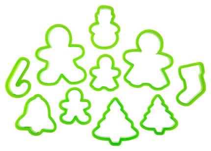 Набор форм Agness 710-333 Зеленый