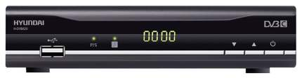 Цифровой ресивер Hyundai H-DVB820 Grey/Black
