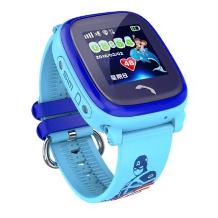 Детские смарт-часы Smart Baby Watch GW400S Blue