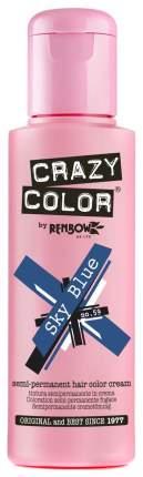 Краска для волос Crazy Color-Renbow Crazy Color Extreme тон 59 небесно-голубой, 100 мл