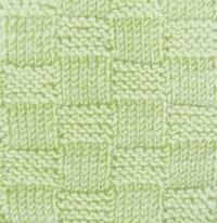 Пряжа для вязания Alize Baby Wool 10 шт. по 50 г 175 м цвет 041 мята