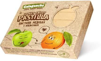 Пастила Galagancha медовая с апельсином ручной работы 190 г
