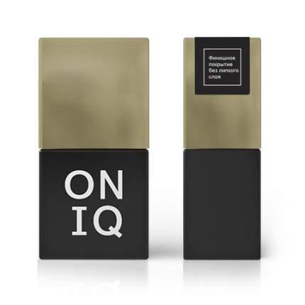 Финишное покрытие Oniq без липкого слоя 10 мл