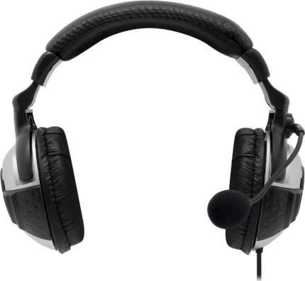 Игровые наушники Dialog M-780HV Grey/Black