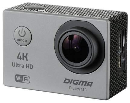 Экшн камера Digma DiCam 410 DC410 Grey