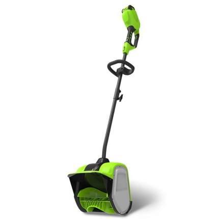 Аккумуляторный снегоуборщик Greenworks GD40SSK2 (Акб и Зу в комплекте)