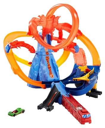Игровой набор Hot Wheels Вулкан