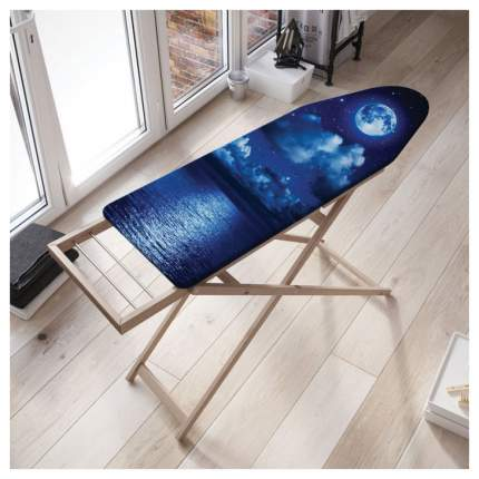 Чехол для гладильной доски «Облака сказки» 50x136 см на синтепоне JoyArty ib_8665