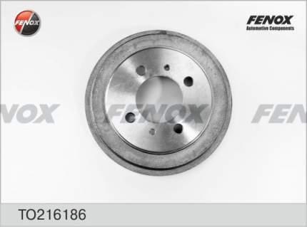 Барабан тормозной FENOX TO216186