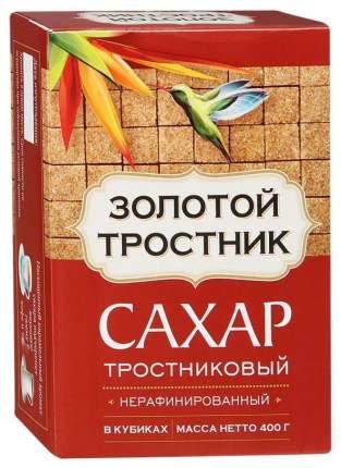Сахар тростниковый  Золотой тростник нерафинированный в кубиках 400 г
