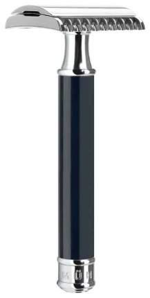 Т-образная бритва Muehle Traditional Т-образный Черный open comb