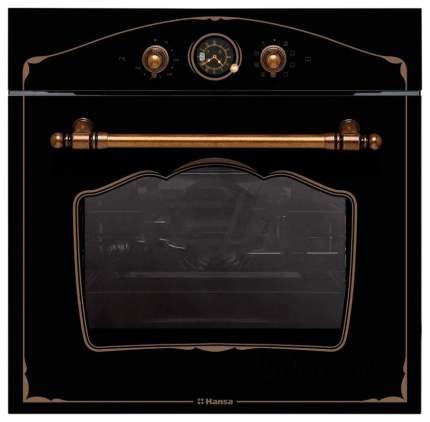 Встраиваемый электрический духовой шкаф Hansa BOEA68229 Black