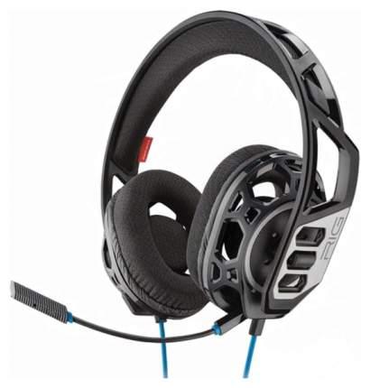 Игровые наушники Plantronics RIG 300 HS Black