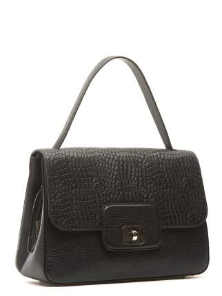 Сумка женская кожаная Eleganzza Z-14954 черная