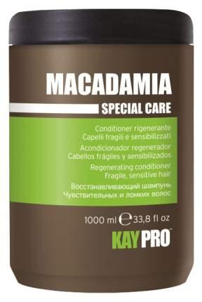 Кондиционер для волос KayPro Восстанавливающий с маслом макадамии 1000 мл