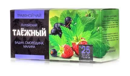 Чай травяной Алтэя таежный 25 пакетиков