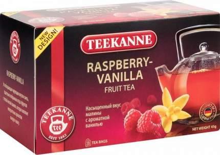Чай фруктовый Teekanne raspberry-vanilla 20 пакетиков