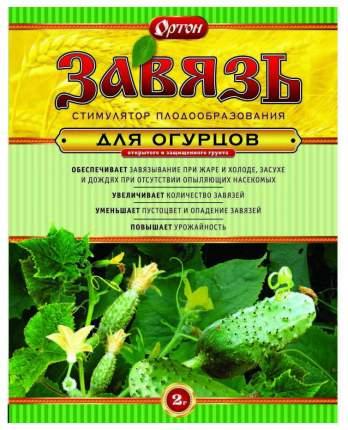 Завязь Ортон для огурцов (стимулятор плодообразования), 2 г