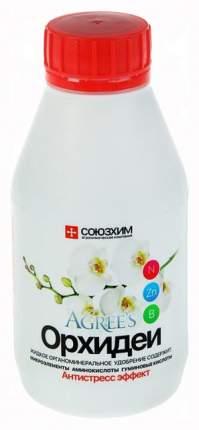 Удобрение жидкое СОЮЗХИМ органоминеральное Орхидеи AGREE`S, 0,25 л