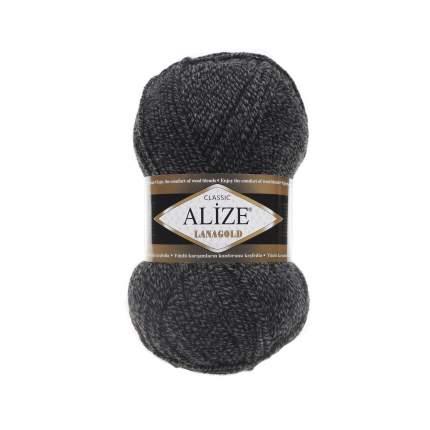 Пряжа для вязания Ализе LanaGold (49%шерсть, 51%акрил) 5х100гр/240м цв,600