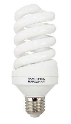 Лампа энергосберегающая Tdm Sp E27 15W 4000 103X42(T2) Fs Народная Sq0347-0009