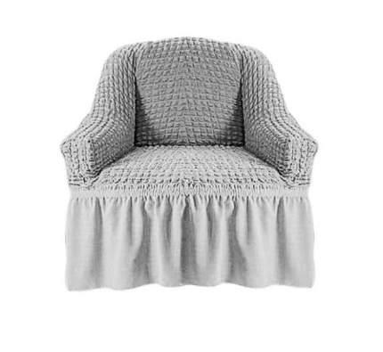 Чехол на кресло Bulsan серый