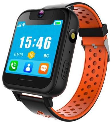 Смарт-часы Digma Kid K7m Black/Orange