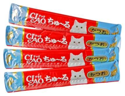 Лакомство для кошек Premium Pet Japan Японский тунец-бонито 56 г SC-72