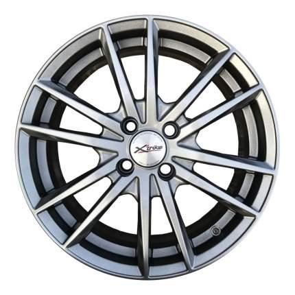 Колесные диски X'trike R16 6.5J PCD4x114.3 ET40 D66.1 74345