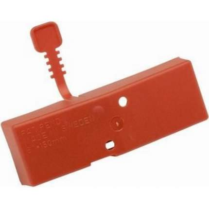 Чехол на ножи ледобура Mora Ice Easy 150 мм красный
