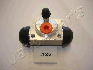 Цилиндр тормозной задний renault clio/modus,opel corsa 03 Japanparts CS125