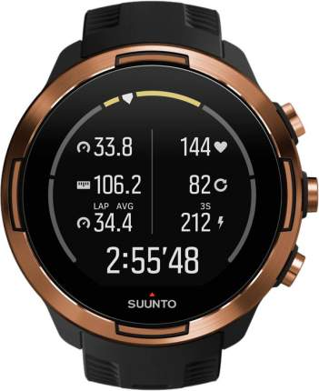 Смарт-часы Suunto 9 G1 Baro коричневые